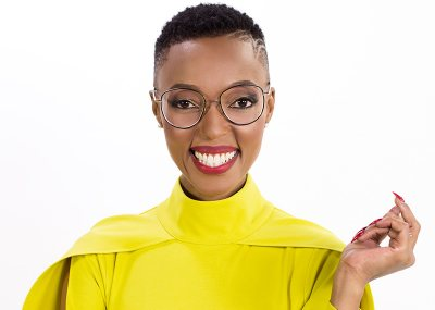 Pabi Moloi is the host of Presenter Search on 3