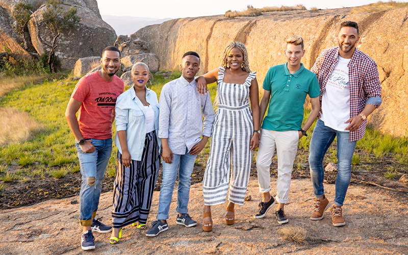 Presenter Search on 3 top 6 get their first challenge in Presenter Search on 3 judges in Swaziland