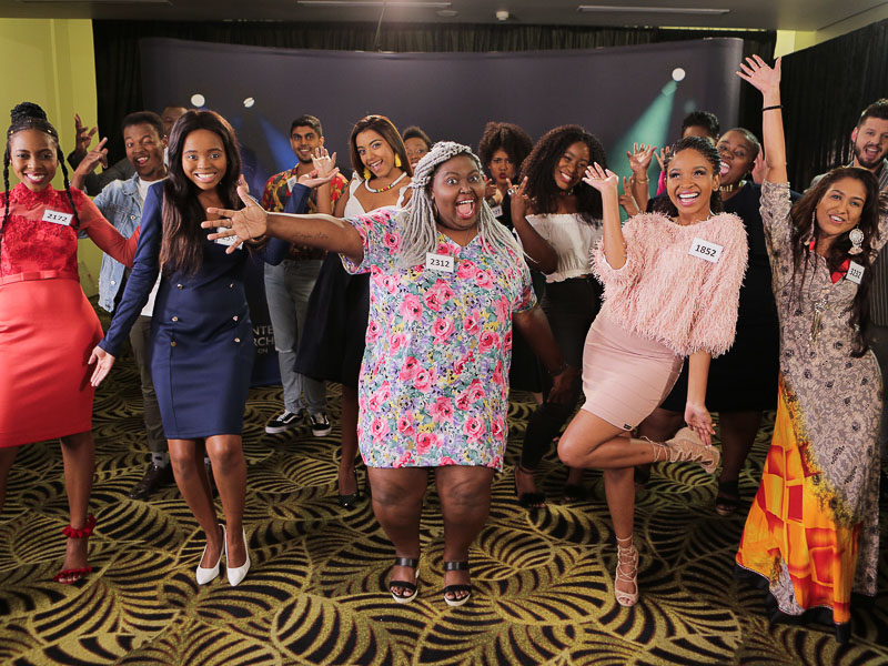Durban Presenter Search Contestants